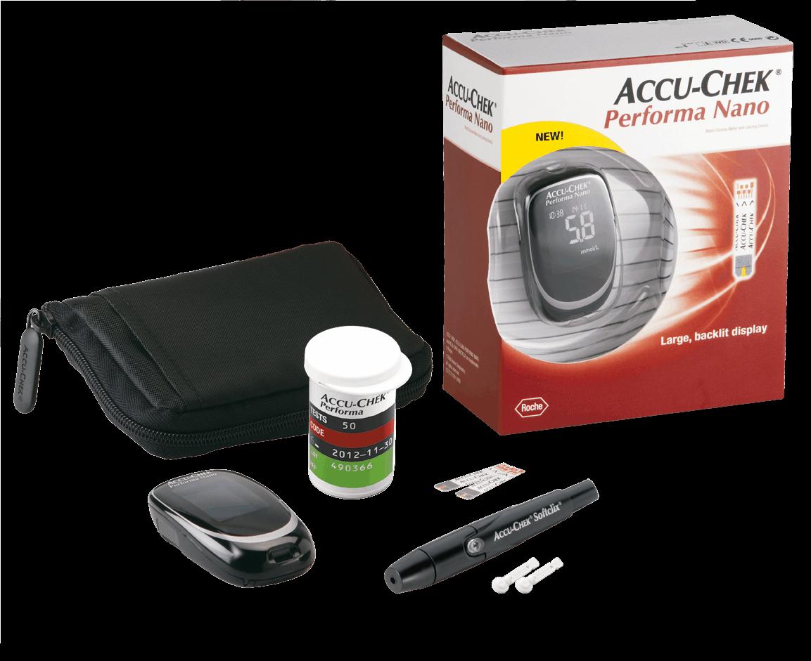 Купить глюкометр Accu-Chek Performa